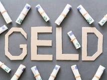 Geld Royalty Free Stock Photos