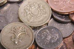 Geld-Hintergrund Stockbild