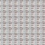 Geld-Hintergrund; Zwanzig Dollarscheine Stockbild