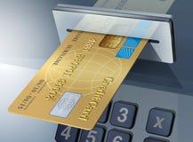 Geld-machine Royalty-vrije Stock Afbeelding