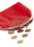 Geld-Mangel Lizenzfreie Stockfotos