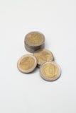 Geld monet lizenzfreies stockfoto