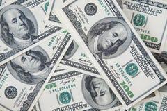 Geld-Stapel Stockfotos
