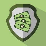 Geld und Investition Lizenzfreie Stockbilder