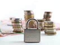 Geld- und Kreditpolitik Lizenzfreie Stockfotos