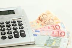 Geld und Wert lizenzfreie stockbilder