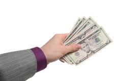 Geld und Zahlung Lizenzfreies Stockbild