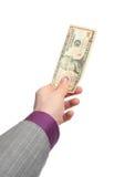 Geld und Zahlung Lizenzfreie Stockfotografie