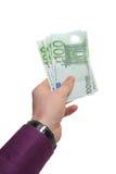 Geld und Zahlung Stockfotografie