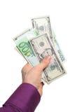 Geld und Zahlung Stockfoto