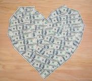 Geld - USD Stockfotos
