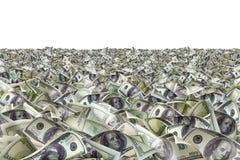 Geld - USD Stock Afbeelding