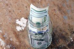 Geld - USD Lizenzfreie Stockfotografie