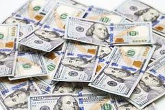 Geld - USD Lizenzfreie Stockfotos