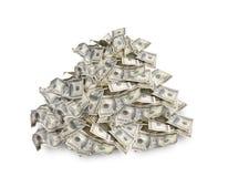 Geld - USD stockbild