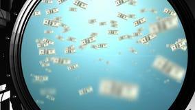 Geld - USD vector illustratie