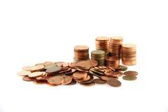 Geld van arbeider Stock Afbeeldingen