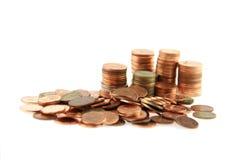 Geld van arbeider Royalty-vrije Stock Afbeelding