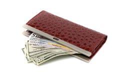 Geld van Huis Stock Fotografie
