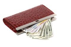 Geld van Huis Royalty-vrije Stock Afbeelding