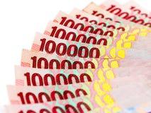 Geld van Indonesische Roepie Royalty-vrije Stock Foto