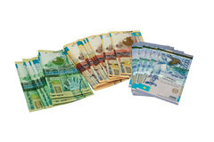 Geld von Kazakhstan lizenzfreie stockfotografie