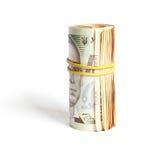 Geld von Ukraine Stockfotografie