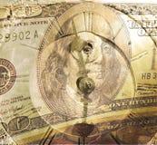 Geld-Zeit Lizenzfreie Stockfotografie