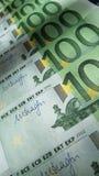 Geldachtergrond stock fotografie