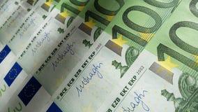 Geldachtergrond royalty-vrije stock foto's