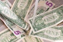 Geldafvoerkanaal Stock Fotografie