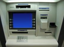 Geldautomaat stock foto