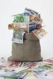 Geldbeutel Lizenzfreie Stockbilder