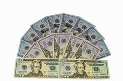 Gelddollar Lizenzfreies Stockbild