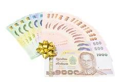 Geldgift Royalty-vrije Stock Afbeelding