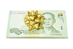 Geldgift Stock Fotografie