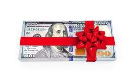 Geldgift Stock Afbeeldingen