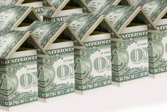 Geldhaus lizenzfreie stockfotos