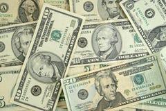 Geldhintergrund lizenzfreie stockfotografie