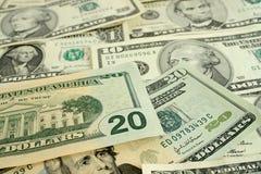 Geldhintergrund stockfotografie