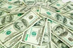 Geldhintergrund Lizenzfreie Stockbilder