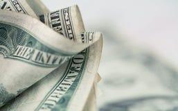 Geldhintergrund Stockfoto