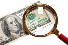 Geldkonzept Lizenzfreie Stockbilder