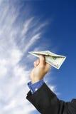 Geldkonzept Lizenzfreie Stockfotografie
