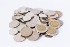 Geldmünzen Lizenzfreie Stockbilder