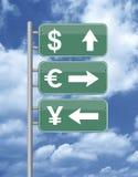 Geldmethode Stockfotos