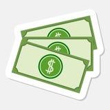 Geldontwerp vector illustratie