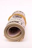 Geldrolle Lizenzfreie Stockbilder