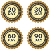 100 geldrug Royalty-vrije Stock Fotografie