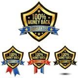 100 geldrug Royalty-vrije Stock Afbeelding